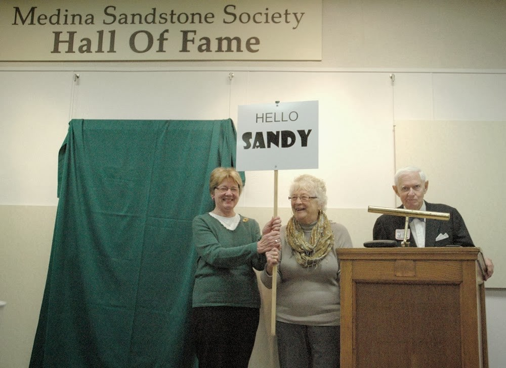 introducingSandy