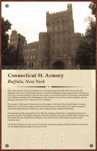 Connecticut St. Armory, Buffalo, NY