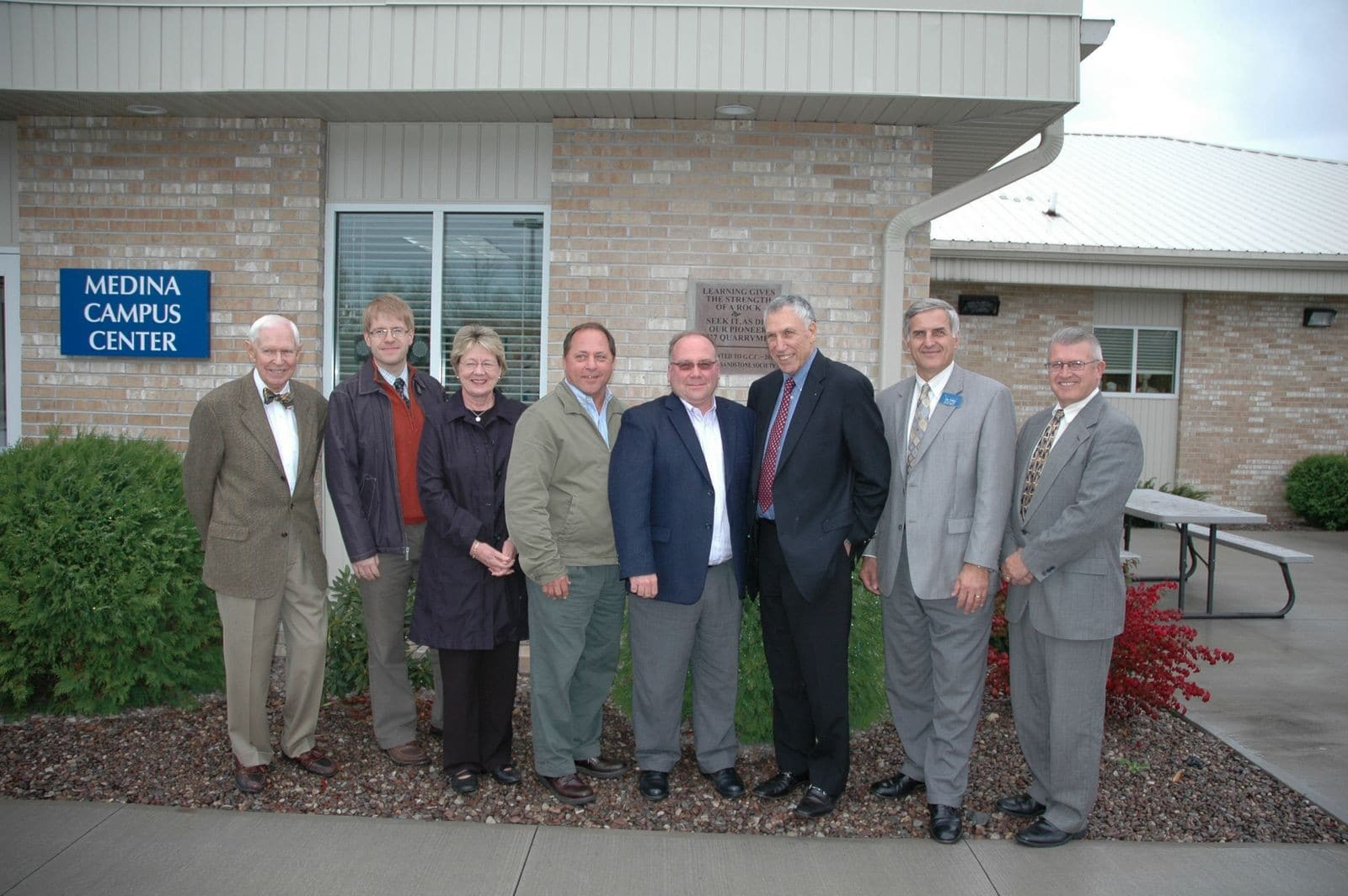 Genesee Community College Citation, Oct. 2010