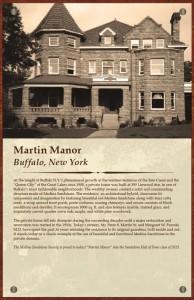 Martin Manor, Buffalo, NY